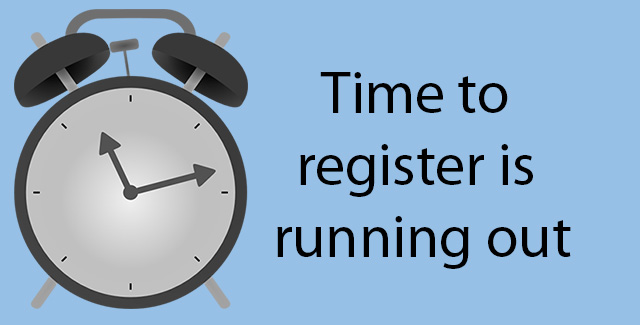 It's Time To Register for Spring